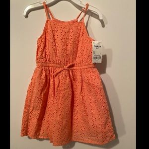 NWT Oshkosh dress 2T